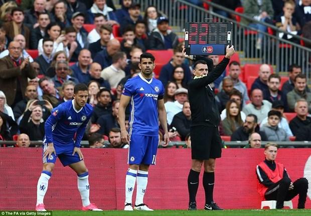 Chelsea vao chung ket sau chien thang tung bung truoc Tottenham hinh anh 5