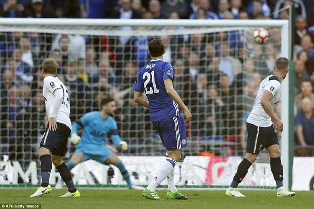 Chelsea vao chung ket sau chien thang tung bung truoc Tottenham hinh anh 6