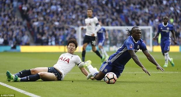 Chelsea vao chung ket sau chien thang tung bung truoc Tottenham hinh anh 4