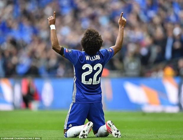 Chelsea vao chung ket sau chien thang tung bung truoc Tottenham hinh anh 2