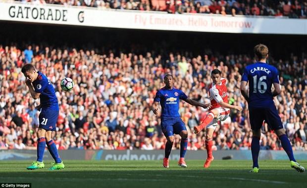 Arsenal chan dung mach bat bai cua M.U, nuoi hy vong top 4 hinh anh 4