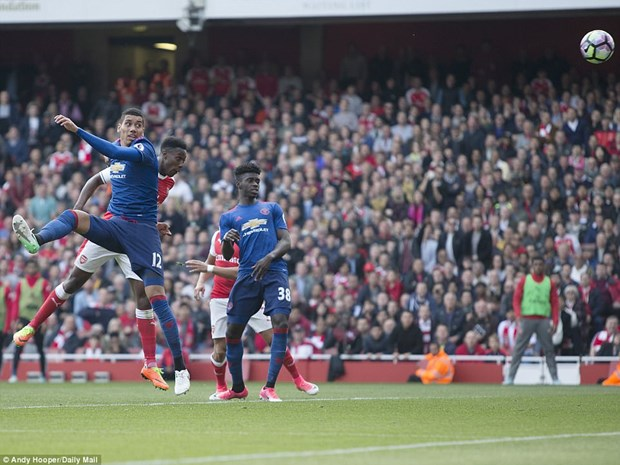 Arsenal chan dung mach bat bai cua M.U, nuoi hy vong top 4 hinh anh 5