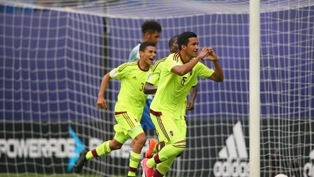 U20 World Cup: Xac dinh doi bong dau tien vao vong knock-out hinh anh 1