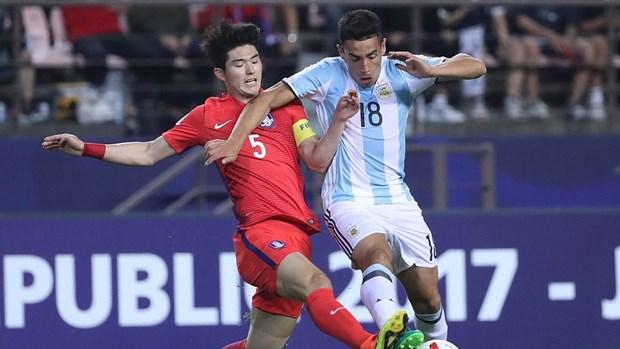 U20 World Cup: 2 doi vao vong 1/8, Argentina co nguy co bi loai hinh anh 1