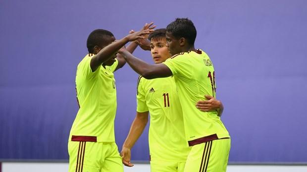 U20 World Cup: 2 doi vao vong 1/8, Argentina co nguy co bi loai hinh anh 2