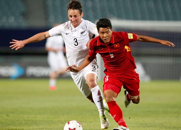 HLV Hoang Anh Tuan: Chung ta khong viec gi phai e so U20 Phap hinh anh 2