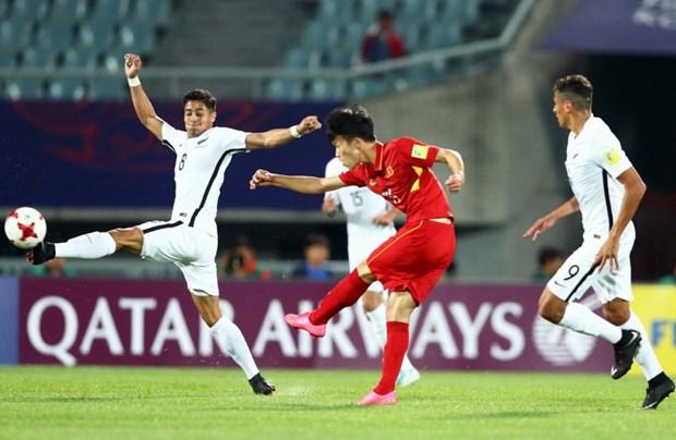 U20 World Cup: U20 Viet Nam tu tin nhung khong