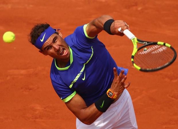 Rafael Nadal va Djokovic khoi dau hoan hao tai Roland Garros hinh anh 1