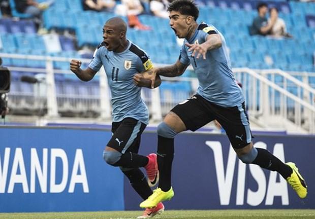 U20 World Cup: Vuot ai Saudi Arabia, Uruguay dai chien Bo Dao Nha hinh anh 1