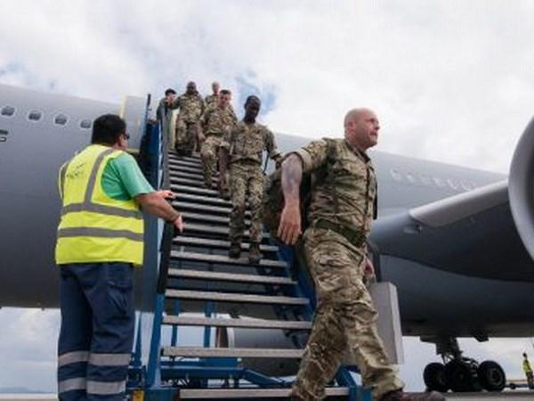 NATO dieu 2.000 linh den Romania tien hanh tap tran Noble Jump hinh anh 1