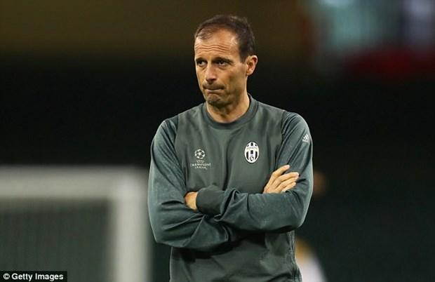 "Zidane va Allegri ""ham nong"" tran dai chien Juventus-Real Madrid hinh anh 2"