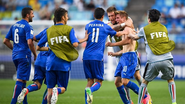U20 World Cup: Vuot ai Mexico, Anh