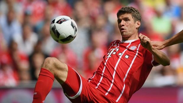 Thomas Muller - Nguoi Bayer cuoi cung o doi hinh Bayern Munich hinh anh 1