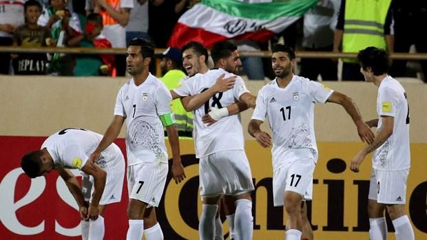Doi tuyen Iran chinh thuc gianh ve tham du VCK World Cup 2018 hinh anh 1