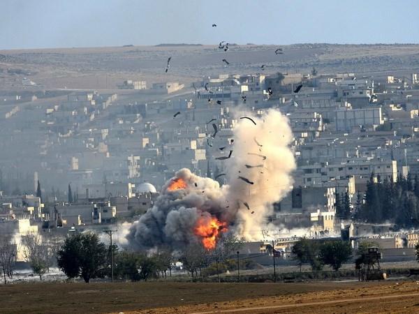 Syria: Danh bom lieu chet tai Idlib, nhieu dan thuong thiet mang hinh anh 1