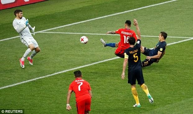 Ha Cameroon, Duc hien ngang vao ban ket Confederations Cup hinh anh 2