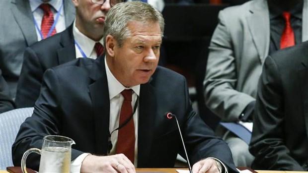 Nga: My khong nen co nhung hanh dong don phuong tai Syria hinh anh 1