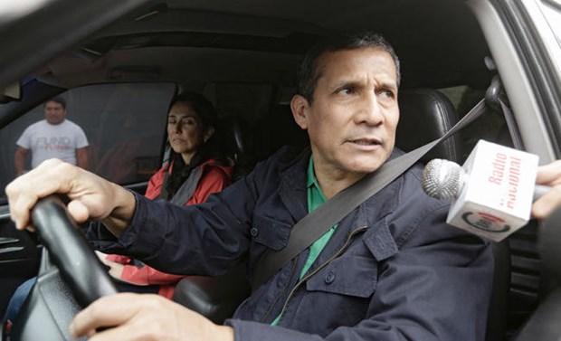 Cuu Tong thong Peru Ollanta Humala bi tam giam 18 thang hinh anh 1
