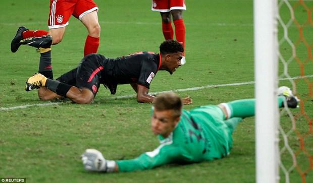 Arsenal danh bai Bayern Munich sau loat sut luan luu cang thang hinh anh 3