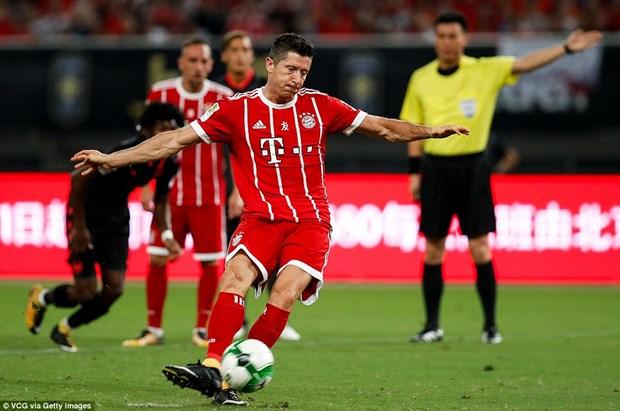 Arsenal danh bai Bayern Munich sau loat sut luan luu cang thang hinh anh 2