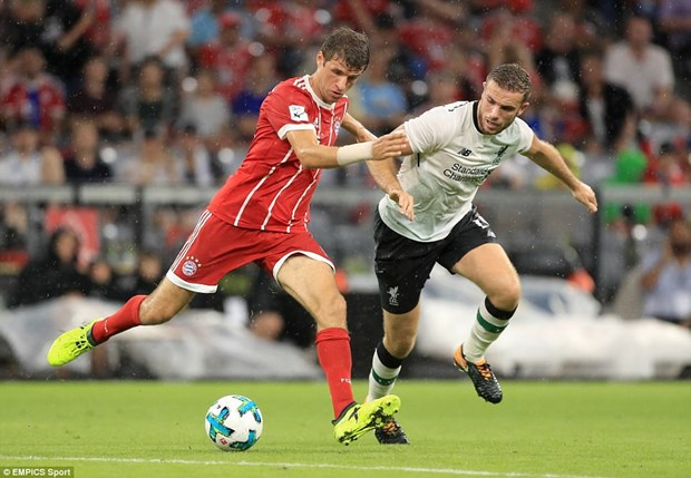 Can canh Liverpool thang dam ngay tren san cua Bayern Munich hinh anh 1