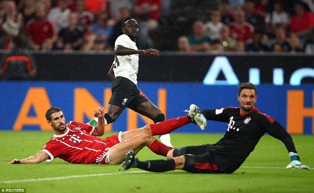 Bayern tham bai truoc Liverpool ngay tai thanh dia Allianz Arena hinh anh 1