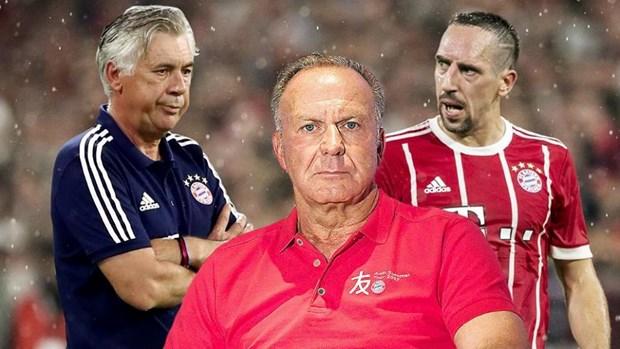 Bayern bi dat trong tinh trang bao dong sau mua He that vong hinh anh 1