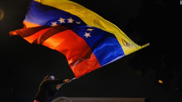 Venezuela phan doi tuyen bo can thiep noi bo cua Lien minh chau Au hinh anh 1