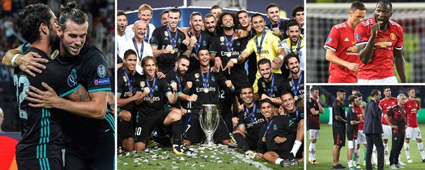 Ha Manchester United, Real Madrid gianh Sieu cup chau Au hinh anh 2