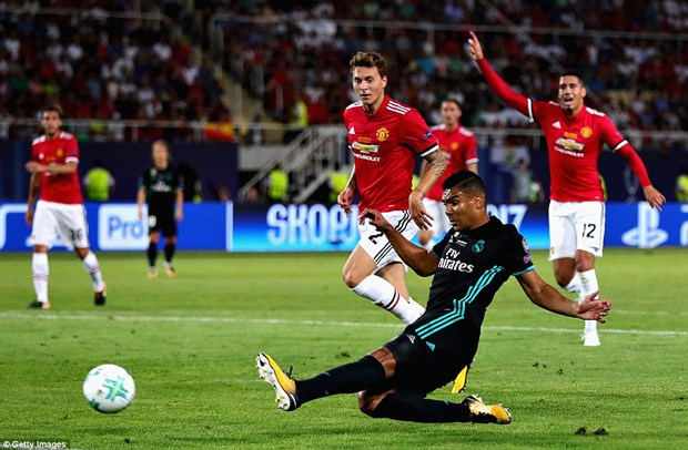 Ha Manchester United, Real Madrid gianh Sieu cup chau Au hinh anh 3