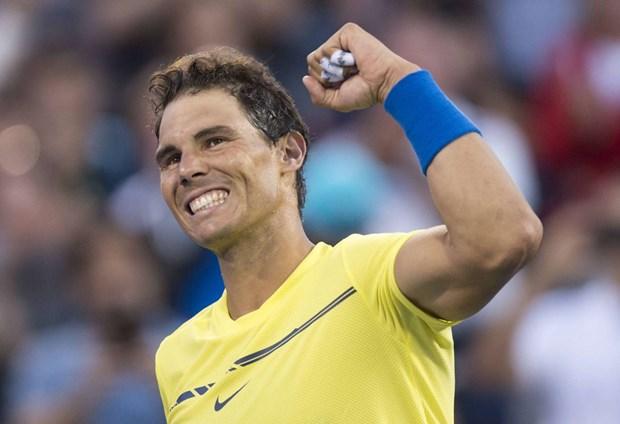 Rafael Nadal va Roger Federer khoi dau hoan hao tai Rogers Cup hinh anh 1