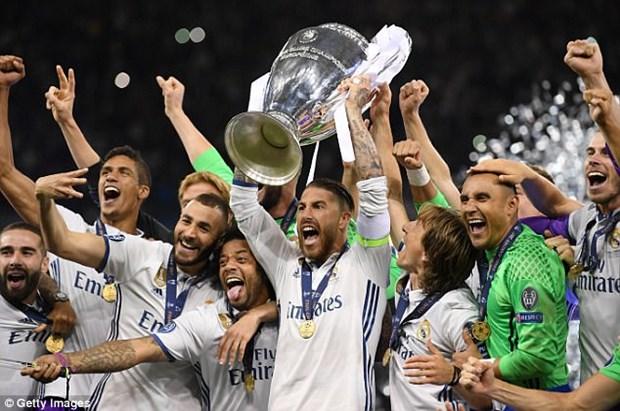 Champions League: M.U de tho, Real va Chelsea vao bang kho hinh anh 1