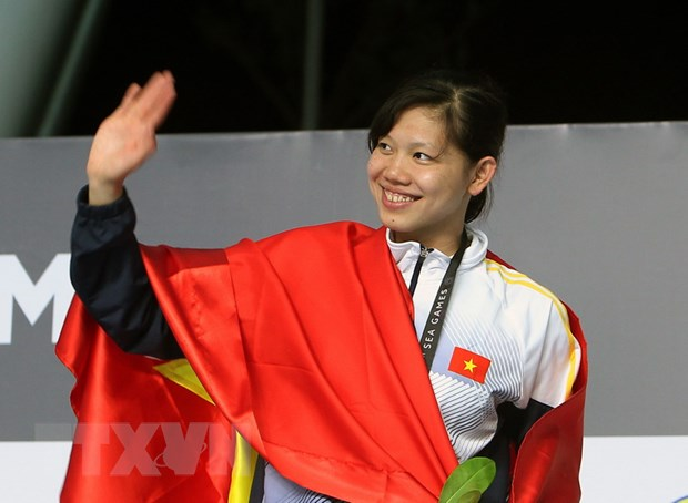 Lich thi dau SEA Games ngay 25/8: Anh Vien co co hoi gianh 3 HCV hinh anh 1