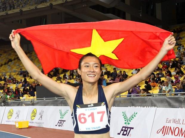 Danh sach van dong vien gianh HCV cho doan the thao Viet Nam hinh anh 1