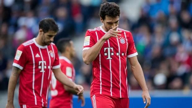 Hoffenheim khien Bayern Munich phai nhan 'trai dang' dau mua hinh anh 1
