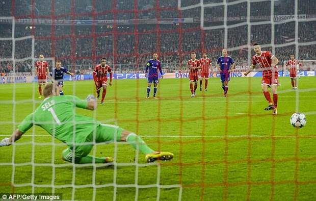 Joshua Kimmich toa sang, Bayern Munich ha guc Anderlecht hinh anh 2