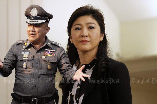 Thai Lan cong bo them thong tin ve cuoc tron chay cua ba Yingluck hinh anh 1