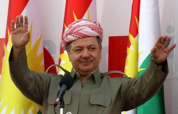 Nguoi Kurd o Iraq co the mua vu khi cua Nga neu gianh doc lap hinh anh 1