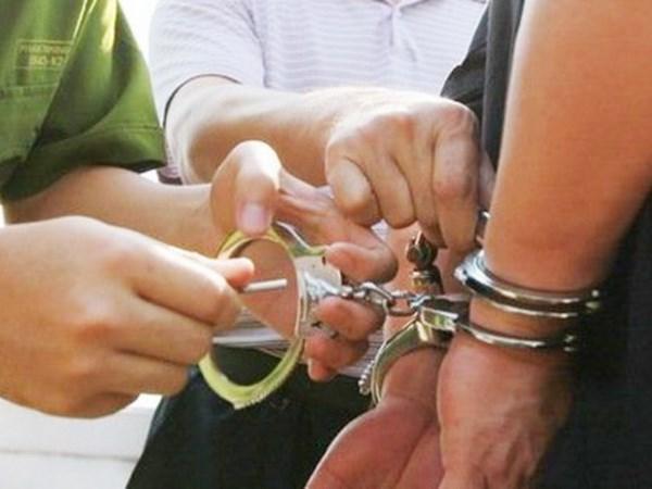 Vinh Phuc: Bat tam giam doi tuong sat hai cu ba 77 tuoi hinh anh 1