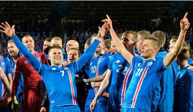Iceland tao nen