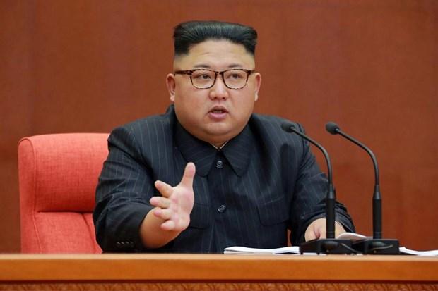 "Tin tac tiet lo Han Quoc co ke hoach ""hanh quyet"" ong Kim Jong-un hinh anh 1"