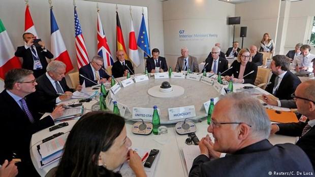 G7 va cac tap doan cong nghe ngan truyen ba tu tuong cuc doan hinh anh 1