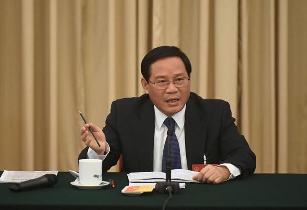 Trung uong Dang Cong san Trung Quoc dieu chinh lanh dao cap tinh hinh anh 1