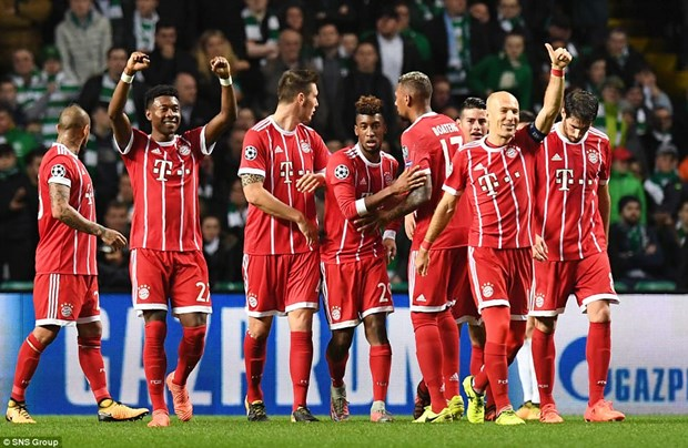 Ket qua Champions League: Xac dinh 2 doi vao vong knock-out hinh anh 1