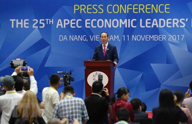 Toan van Tuyen bo Hoi nghi cac nha lanh dao kinh te APEC lan thu 25 hinh anh 1
