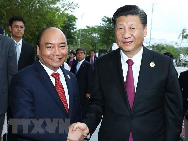 Tong Bien tap bao Trung Quoc danh gia trien vong kinh te Viet-Trung hinh anh 1
