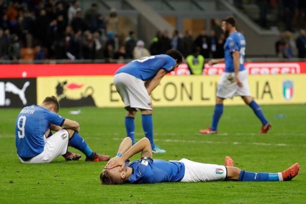 Tuyen Italy vang mat o World Cup 2018: Sau vuc tham la gi? hinh anh 1