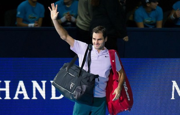 David Goffin thang soc Roger Federer o ban ket ATP Finals 2017 hinh anh 1
