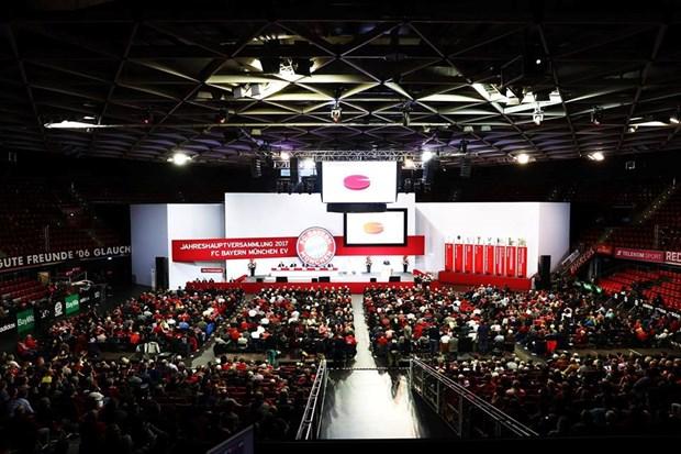 Chu tich Uli Hoeness: Bayern 'dang trong tinh trang tuyet voi' hinh anh 2