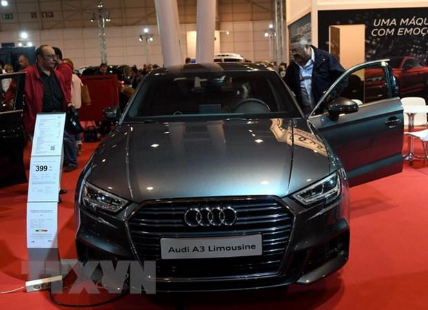 Audi tiep tuc dinh be boi thu hoi xe hang sang tai Trung Quoc hinh anh 1